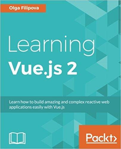 Livre Learning VueJS 2