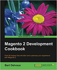 Livre Magento 2 Cookbook