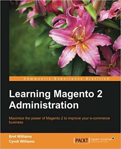 Livre Mastering Magento2 Second Edition